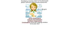 30-10-15 Presentation