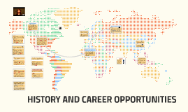 HISTORY AND CAREER OPPORTUNITIES