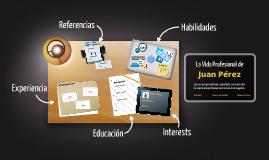 Prezumé Template - Desktop Version de David Covarrubias Reiss