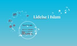 Lidelse i Islam