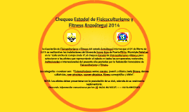 Copy of La Asociación de Fisicoculturismo y fitness del estado Anzoá