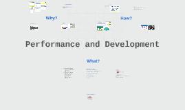 Performance and Development