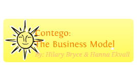 Contego Business Model