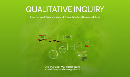 Qualitative research. Life History