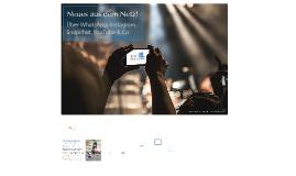 Neues aus dem Netz! Digitale Lebenswelten 2018
