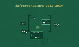 Infraestructura 2013-2014