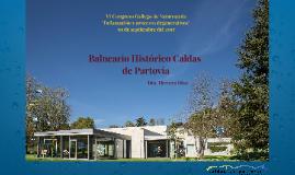 Balneario Histórico Caldas de Partovia