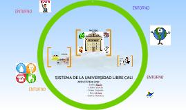 SISTEMA DE LA UNIVERSIDAD LIBRE CALI