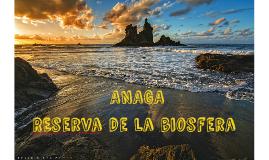 ANAGA RESERVA DE LA BIOSFERA