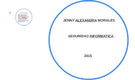 JENNY ALEXANDRA MORALES
