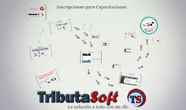 Inscripciones para Capacitaciones TributaSoft