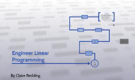 Linear Programming Summative