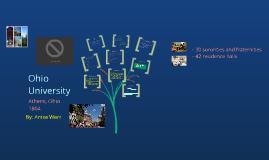 Copy of Ohio University