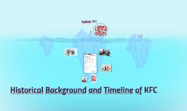 Historical Background and Timeline of KFC