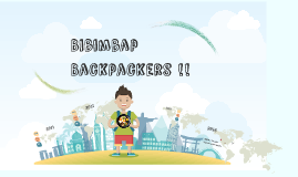 Bibimbap Backpackers in Prezi
