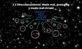 Copy of Direccionamiento Arquitectura de computadoras