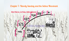 Bloody Sunday and the Selma Movement