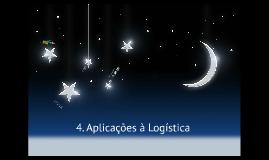 Aplicações de Programação Linear à Logística