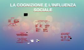 L'INFLUENZA SOCIALE