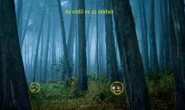 Az erdő és az ember