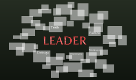 A Leader...