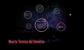 Muerte Térmica del Universo