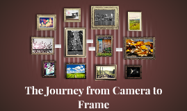 The Journey from Camera to Frame