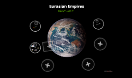 Eurasian Empires 500 BCE - 500 CE