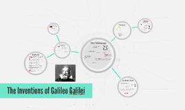 Inventions of Galileo Galilei