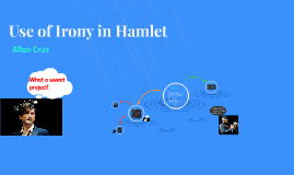 irony in hamlet Dramatic irony: the inherent in speeches or a situation of a drama and is understood by the audience but not grasped by the characters in the play ghost in hamlet.