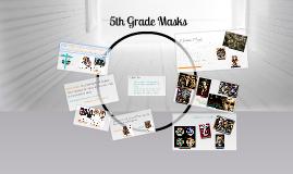 Copy of 5th Grade Masks