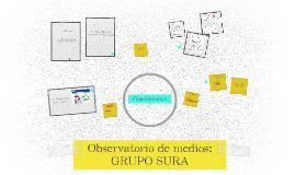 Observatorio de medios: