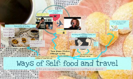 Ways of Self: food and travel