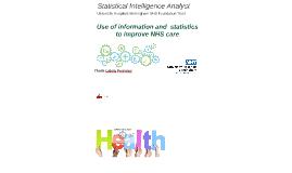 Statistical Intelligence Analyst
