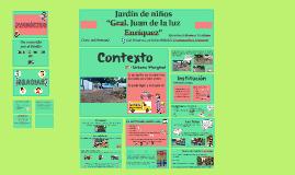 Diagnóstico- Gral. Juan de la luz Enríquez
