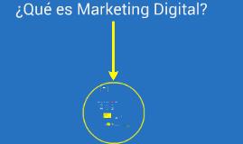 Marketing digital versión 2.0
