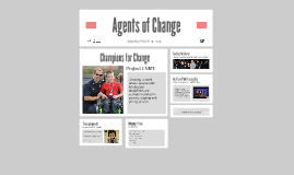 Copy of Agents of Change