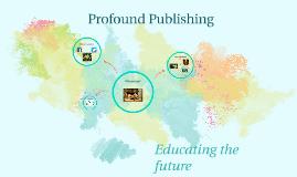 Copy of Profound Publishing