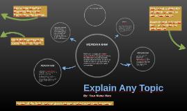 Copia de Explain Any Topic