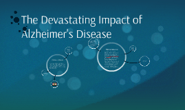 The Devastating Impact of Alzheimer's Disease