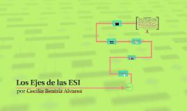 Copy of Los Ejes de las ESI