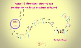 OAEA 2014: Colors, Emotions, Meditation