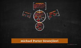 Copy of MICHAEL PORTER'S FIVE GENERIC STRATEGIES