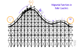 Polynomial Functions in Roller Coasters