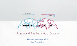 Russia and The Republic of Estonia