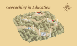 Geocaching in Education