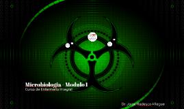 Microbiologia - Modulo I