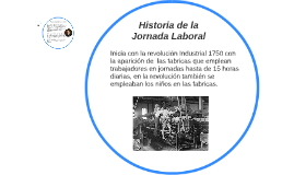 Copy of Copy of HIstoria de la Jornada Laboral
