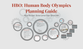 Copy of HBO: Human Body Olympics Planning Guide