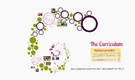 3/31/14-4/7/14 The Curriculum